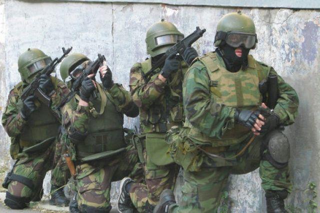 Впроцессе задержания боевиков вПетербурге пострадал мужчина