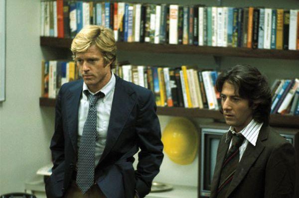 Редфорд снялся в политическом детективе «Вся президентская рать» (1976), рассказывающем о реальных событиях Уотергейта.