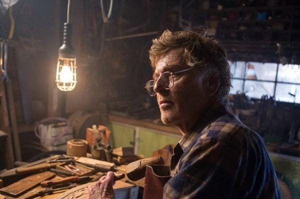 А в 2016 Редфорд сыграл мистера Мичама в фильме «Пит и его дракон».