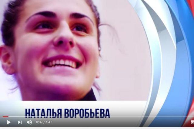 Россиянка Воробьева выиграла серебряную медаль Олимпиады ввольной борьбе