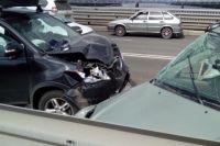 Авария произошла из-за того, что один из водителей выехал на «встречку».