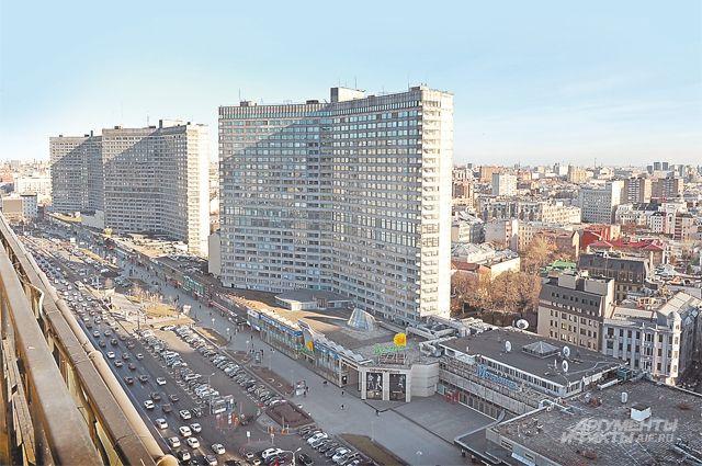 Новый Арбат будет площадкой проведения городских фестивалей иярмарок— Собянин