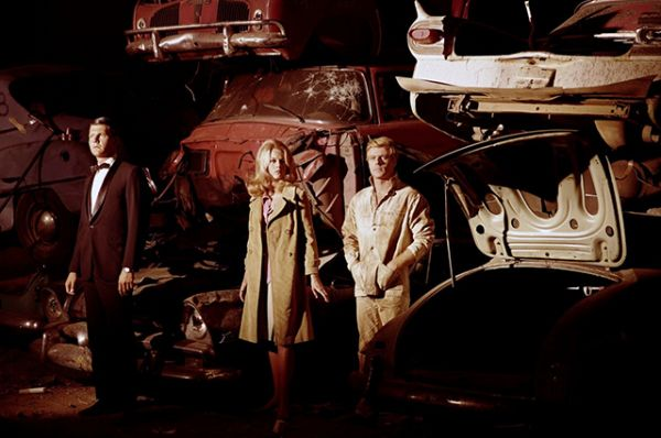 Следующая заметная роль актера была в драме Артура Пенна «Погоня» (1966).