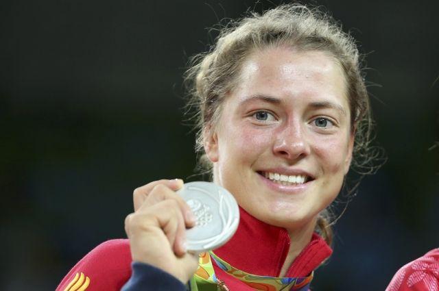 Валерия Коблова завоевала серебро Олимпиады вРио