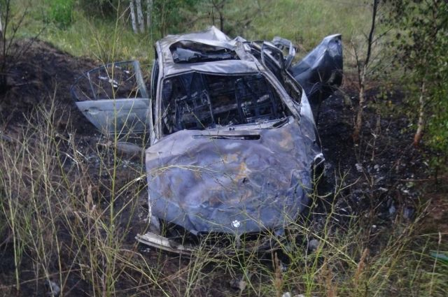 ВДТП под Рыбинском погибли два человека