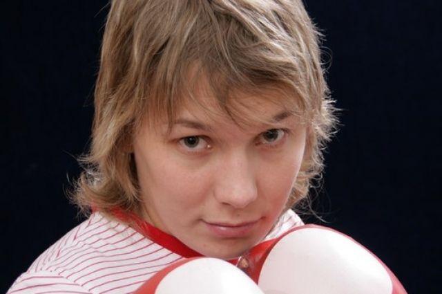 Анастасия Белякова.
