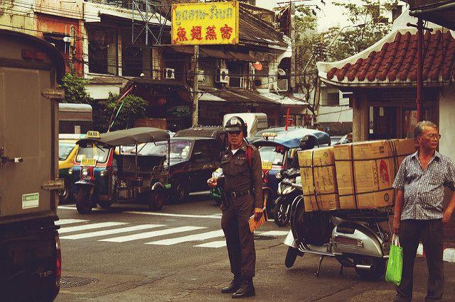 Милиция Таиланда: Ксерии взрывов вкурортных зонах причастны исламские сепаратисты