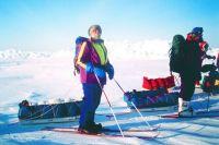 Сегодня Бобров - старейший покоритель Северного полюса.