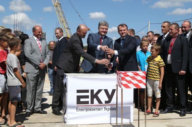 Инвесторы своими деньгами голосуют занезависимость Украины— Порошенко