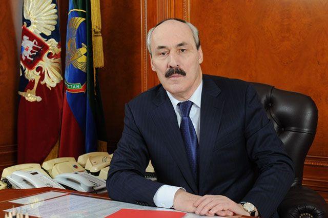 Руководитель Дагестана Абдулатипов награжден орденом «Зазаслуги перед Отечеством»