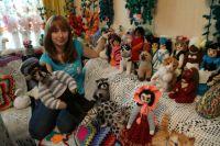 Детвора из детских садов и школ приезжает в музей со всего Аргаяшского района.