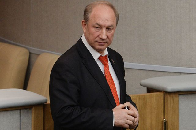 Валерий Рашкин.