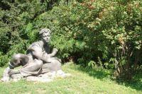 Памятник «Тарас рисует»