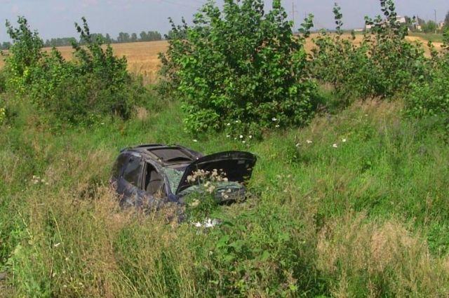 11:49 0 382 На алтайской трассе перевернулась Toyota погиб человек ДТП произошло в Петропавловском районе
