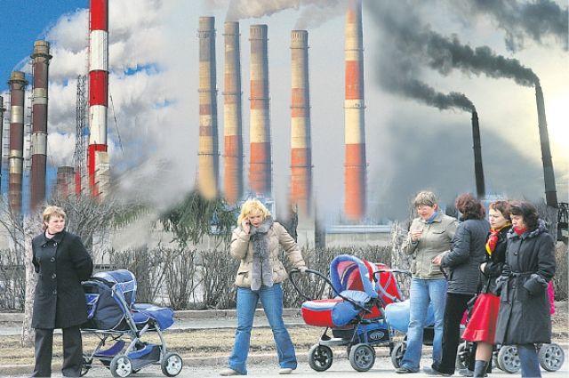 НМУ 1 степени опасности объявлены в5 городах Южного Урала