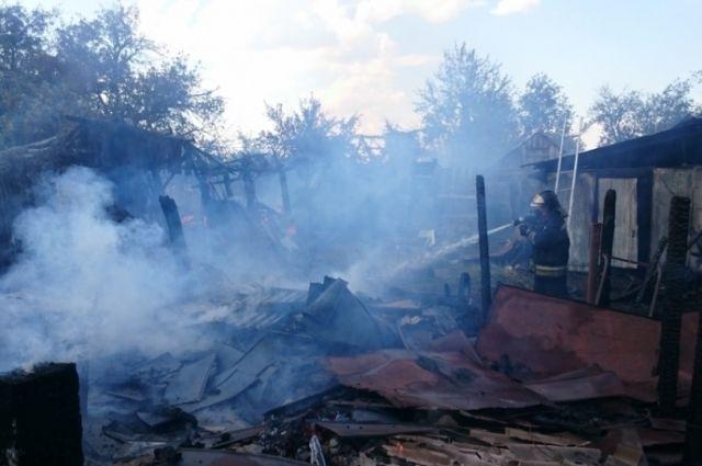 ВБрянске собирают вещи ипродукты для выжившей встрашном пожаре семьи