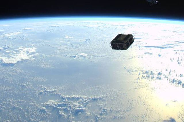 США запустили вкосмос спутники слежения