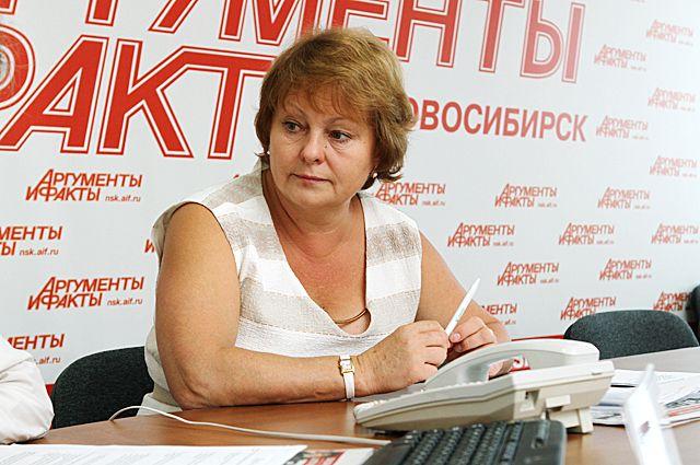 Главный врач Новосибирской станции скорой медицинской помощи