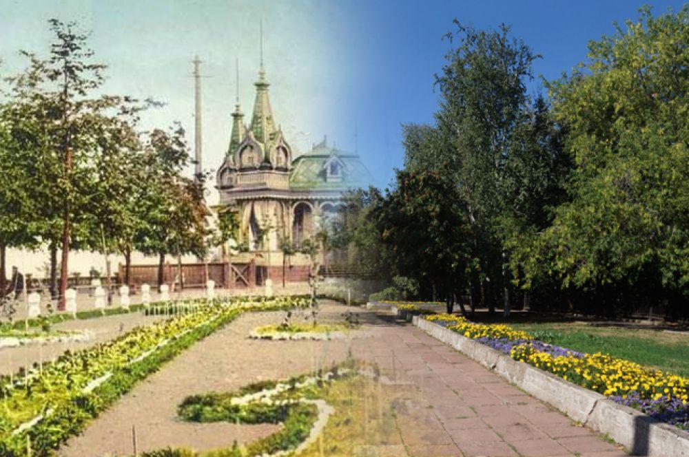 Сквер имени Решетникова у городской набережной когда-то имел необычное название «Козий загон». Появилось оно несколько столетий назад, когда это место облюбовали пермские «ночные бабочки» – здесь была улица «Красных фонарей».