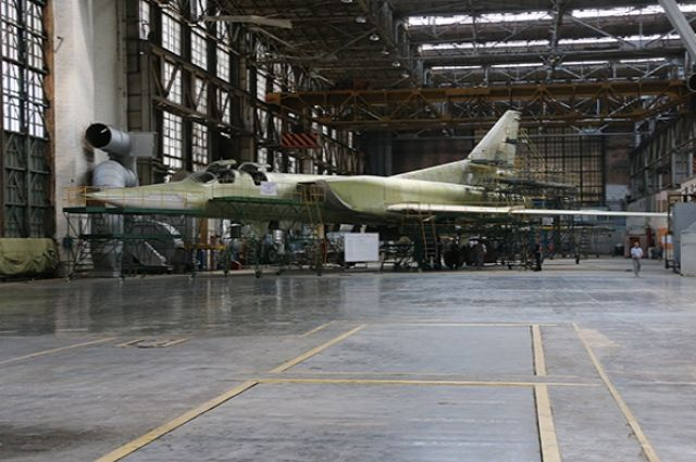 Омские специалисты освоили выпуск деталей для ТУ-160