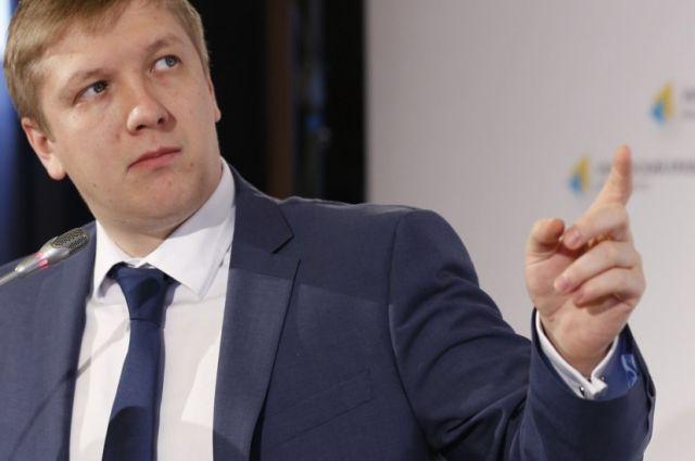 Киев желает отсудить у«Газпрома» три млрд долларов
