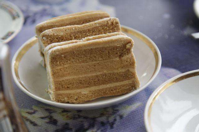 В Тульской области много угощений к чаю: тульский пряник, суворовские конфеты, белёвская пастила.