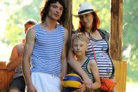 Счастливое семейство Антоненко всегда вместе.