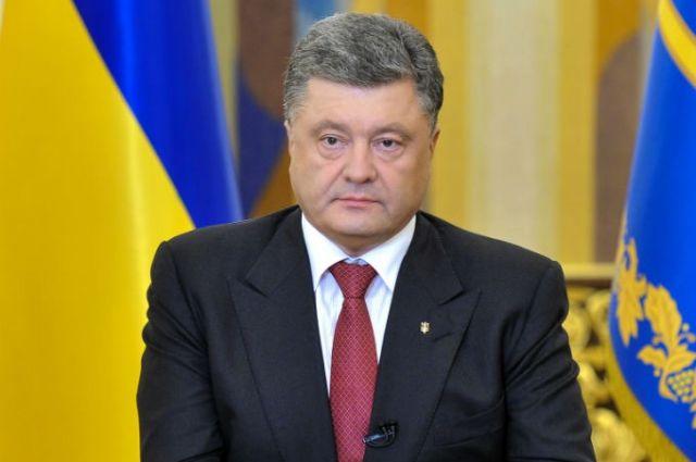 Если обострение продолжится, введем военное положение— Порошенко