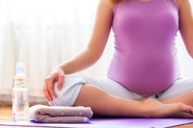 Грамотная нагрузка ни беременной, ни плоду не повредит.