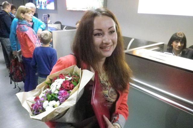 Менеджер из Белгорода стала миллионным пассажиром аэропорта Храброво.