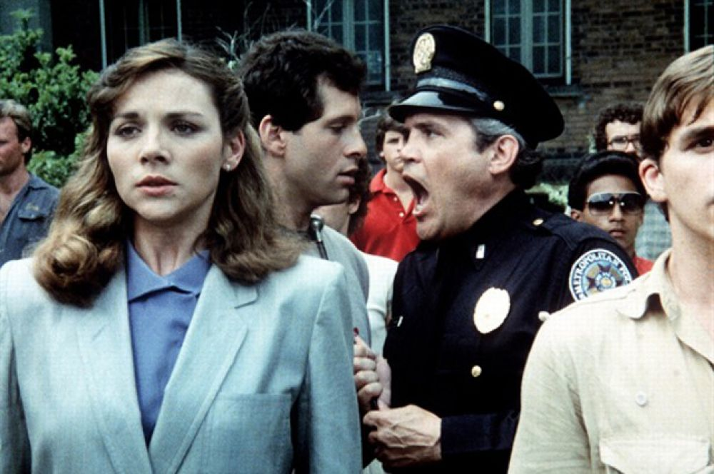 В 1984 году сыграла роль кадета Карен Томпсон в «Полицейской академии».