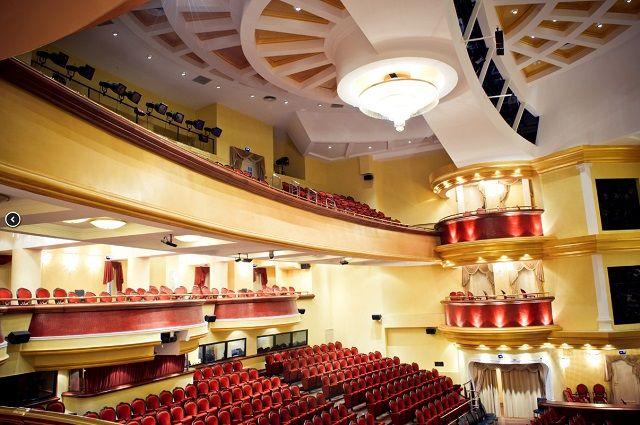 Тюменский драмтеатр устроит праздник в 1-ый день продажи билетов