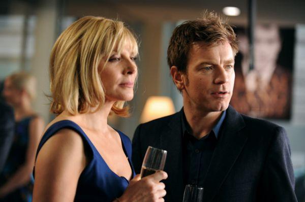 В 2010-м сыграла секретаршу Амелию Блай в фильме Романа Полански «Призрак».