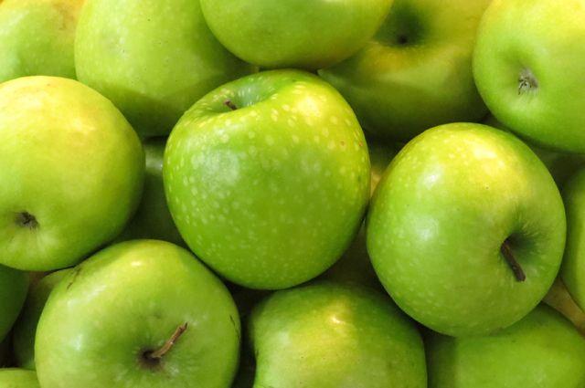 Время есть яблоки!