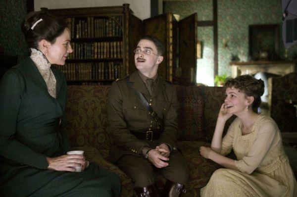 В 2007 году вместе с Дэвидом Хэйгом, Дэниелом Рэдклиффом и Кэри Маллиган снялась в фильме «Мой мальчик Джек» о том, как английский поэт и писатель Редьярд Киплинг искал своего сына, пропавшего без вести в Первую мировую войну.
