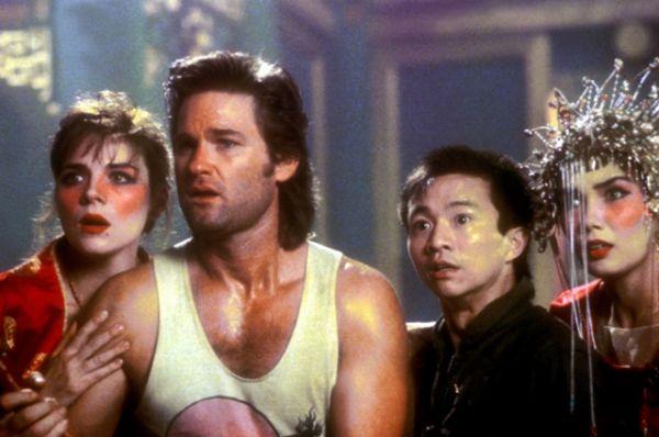 В 1986 актриса снялась в картине «Большой переполох в маленьком Китае».