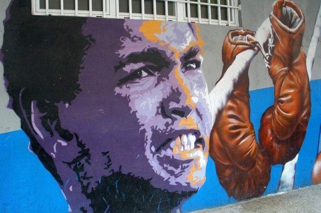 ВСША наторги выставят чемпионский пояс Мохаммеда Али