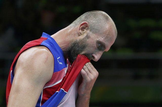 «Жизнь не завершается, есть матч забронзу, будем играть»— Сергей Тетюхин