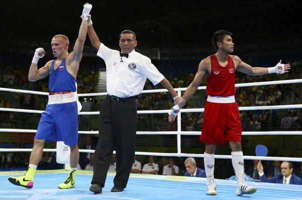 18 августа Владимир Никитин стал обладателем «бронзовой» медали Игр-2016 в весовой категории до 56 кг.