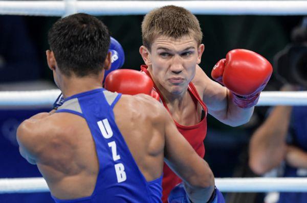 Виталий Дунайцев завоевал бронзу в соревнованиях по боксу среди мужчин в весовой категории до 64 кг.
