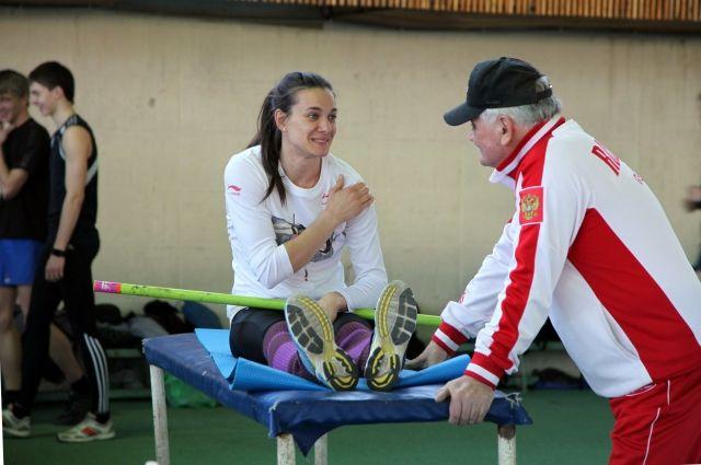 Золото Олимпиады впрыжках сшестом завоевала Екатерини Стефаниди изГреции