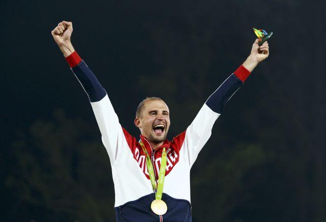 Украинский атлет завоевал серебряную медаль Олимпийских игр 2016