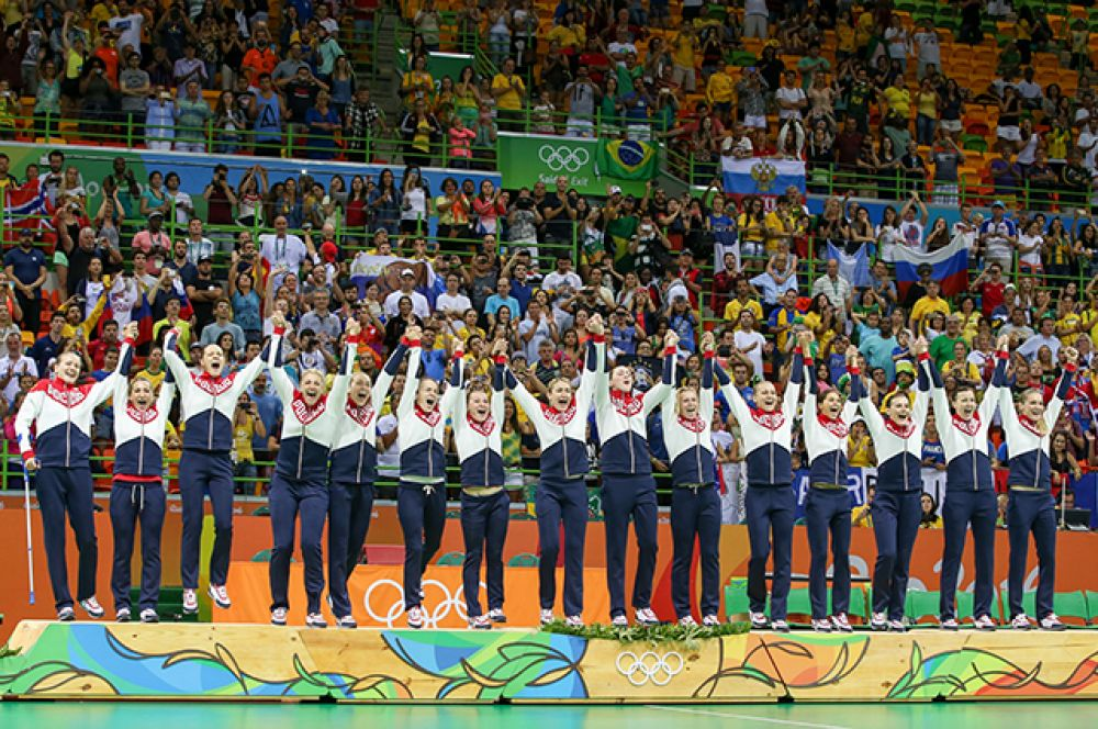 20 августа женская национальная сборная России по гандболу впервые в своей истории завоевала золотые медали Олимпиады.