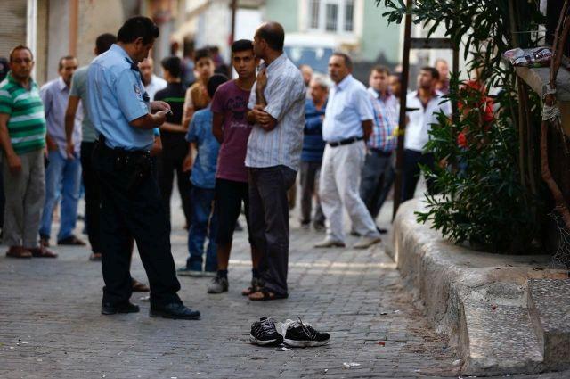 Эрдоган: Взорвавший свадьбу вГазиантепе был подростком