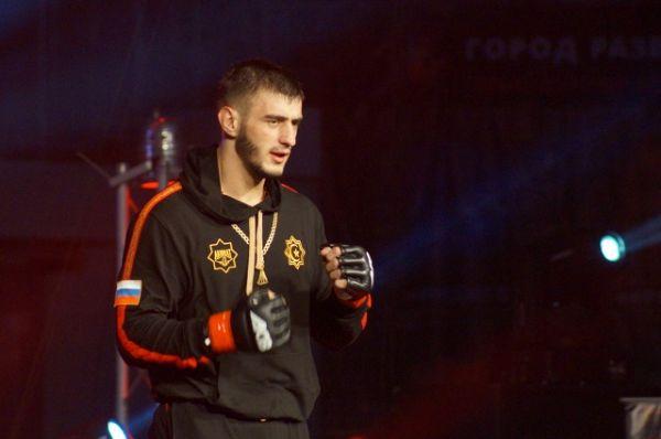 Идрис Амижаев - грозный человек из Грозного.