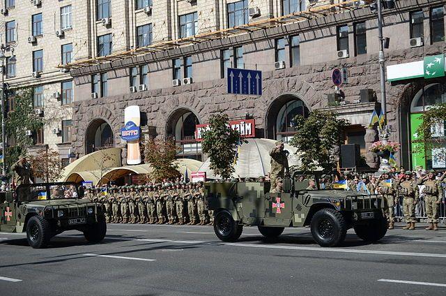 ВМВД Украины опасаются терактов вКиеве вДень независимости