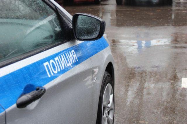 В Калининграде полицейские устроили погоню за пьяной виновницей ДТП.