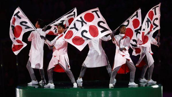Следующая страна, которая примет олимпиаду - Япония