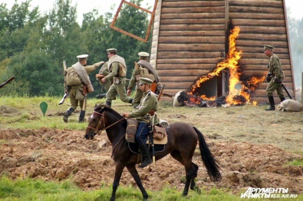 Общие потери немцев составили около 15 тысяч, русские потеряли 16,5 тысяч человек.