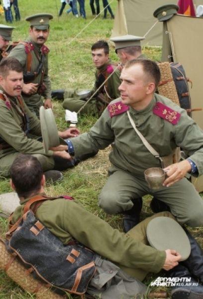 Соотношение сил перед сражением было не в пользу русской армии.
